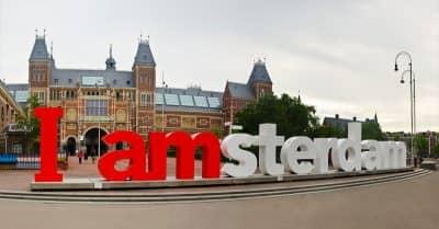 I Amsterdam Holanda - Países Bajos