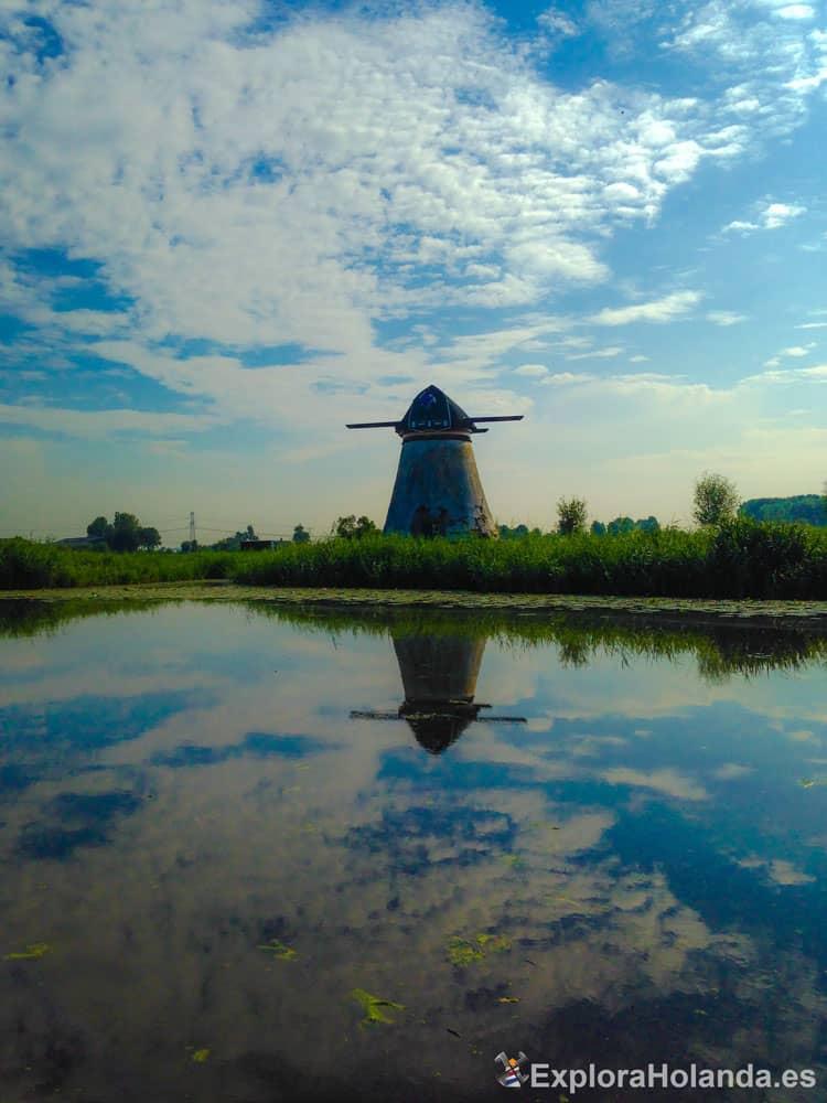 molino - blog Explora Holanda