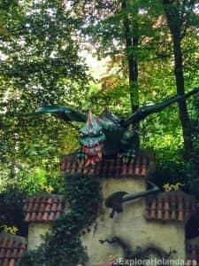 dragon-efteling
