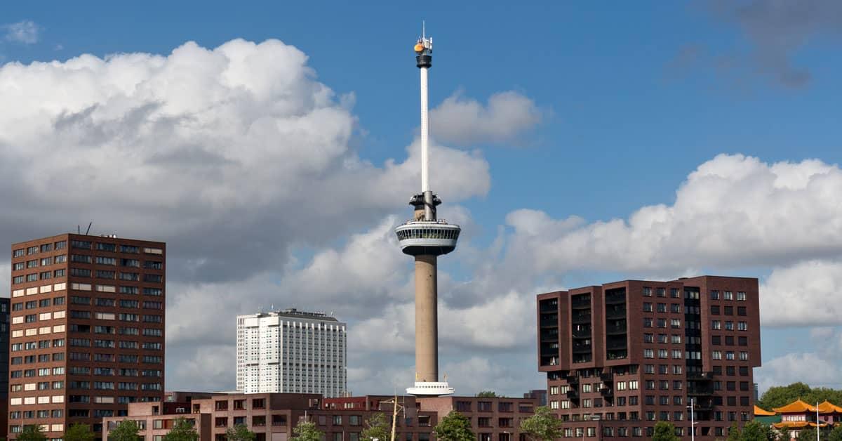 Euromast Rotterdam Holanda - Países Bajos