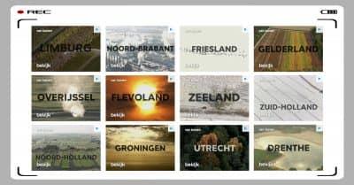 12 Provincias Holanda - Países Bajos