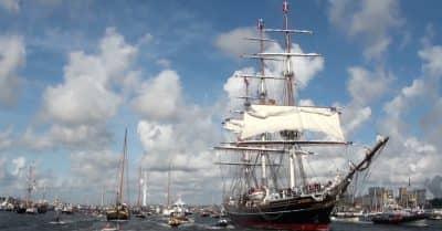 Sail Amsterdam 2015 Holanda - Países Bajos