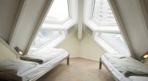 Hoteles Holanda casas cúbicas Holanda - Países Bajos