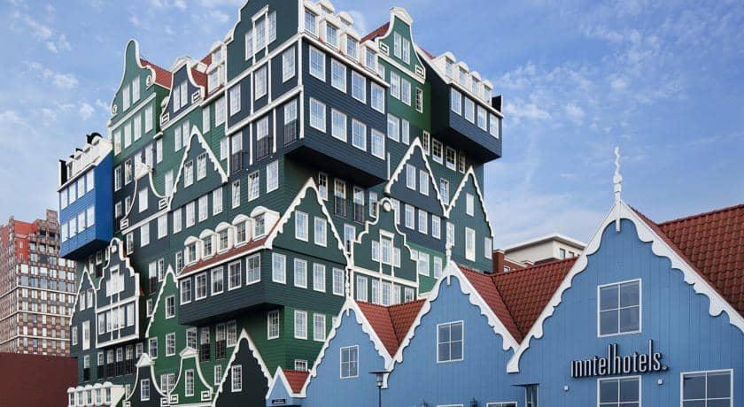 Hoteles Holanda inntel Zaandam Holanda - Países Bajos