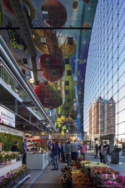 Markthal Rotterdam Holanda - Países Bajos