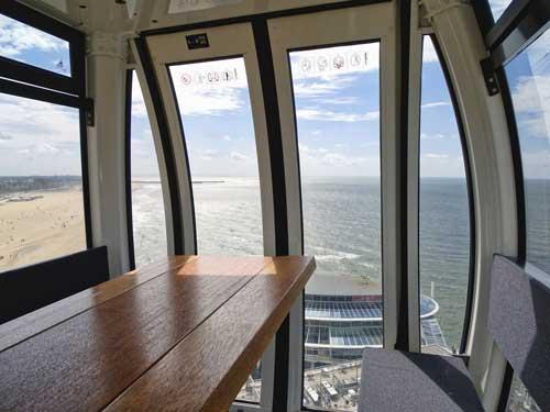 Skyview de Pier Holanda - Países Bajos