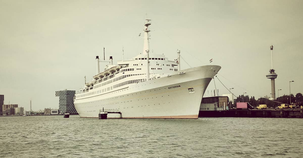 SS Rotterdam Holanda - Países Bajos