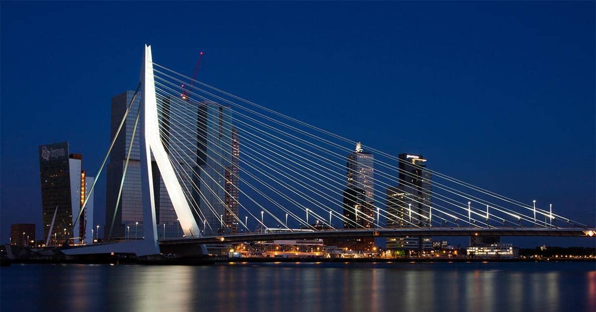 Erasmusbrug-Rotterdam