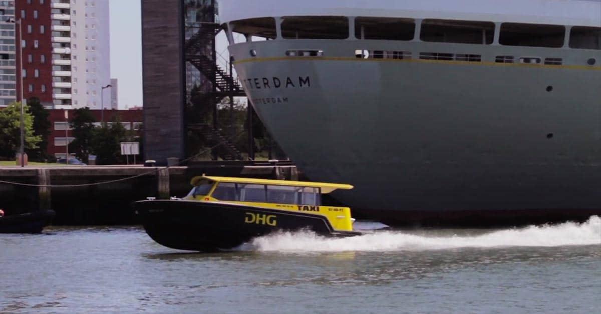 Watertaxi-Rotterdam
