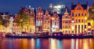 Amsterdam Holanda - Países Bajos