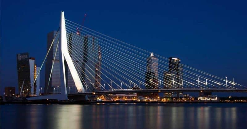 Rotterdam Holanda - Países Bajos