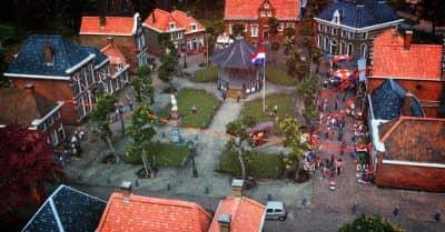 Madurodam, Holanda en miniatura - Países Bajos